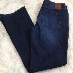 Dear John petite boot cut jeans